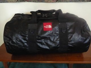Vintage NORTH FACE XL Base Camp Duffel/Duffle Bag w/backpack HUGE pre