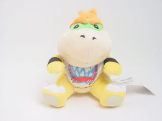 Super Mario Baby Bowser Jr Stuffed Toy Plush Licensed