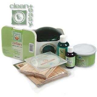 Brand New Clean Easy Brazilian Waxing Kit
