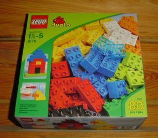 Lego Duplo Basic Bricks Deluxe 6176