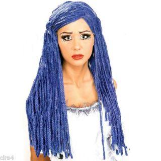 Quality Corpse Bride Wig Halloween Costume Tim Burton