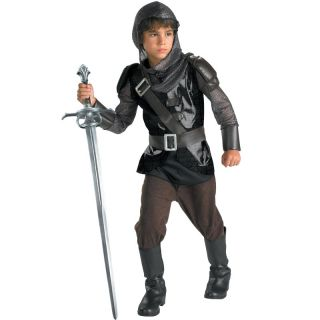 Caspian The Chronicles of Narnia Halloween Costume Boys 4 6 New