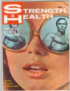 Health Bodybuilding Fitness Boyer COE Notre Dame Boxing 7 69