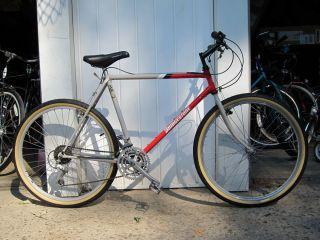 BRIDGESTONE MR2 18spd suntour 26 hybrid mountain bike bicycle 79 needs