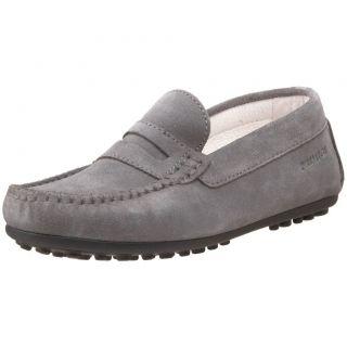 Primigi Brad Suede Penny Laufer Boys Girls Shoes Black Gray Suede New