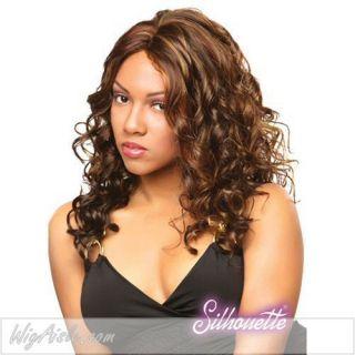 Brandi Silhouette Premium Synthetic Full Wig