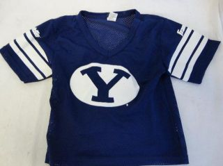 NCAA BYU Brigham Young Cougars Deluxe Youth Team Uniform Set Small