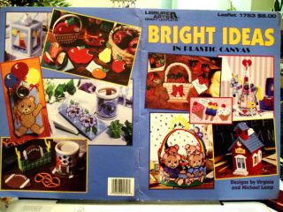 Bright Ideas Plastic Canvas Patterns Football Coasters