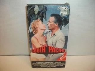 VHS World War II Musical Movie Tape Mitzi Gaynor Rossano Brazzi