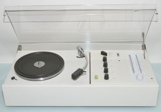 Braun TC 20 Radio and Record Stereo Player Dieter Rams Braun Design