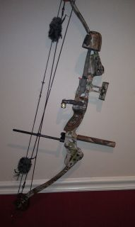 Browning Boss Mantis Compound Bow Excellent Condition