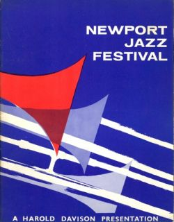 DAVE BRUBECK / DIZZY GILLESPIE 1957 U.K. NEWPORT JAZZ FESTIVAL CONCERT