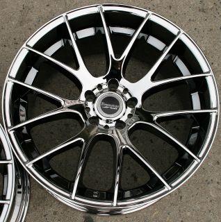 Bremmer Kraft BR05 20 Chrome Rims Wheels BMW E39 E60 5 Series 20 x 8