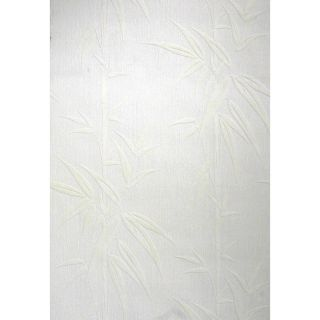 Bamboo Print Paintable Wallpaper Brewster FD62982