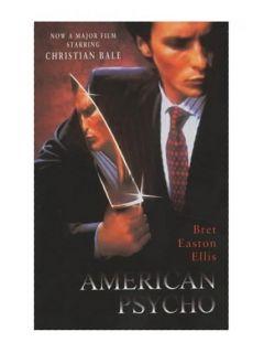 American Psycho (Film Tie In), Ellis, Bret Easton 033048477X