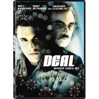 Deal Winner Takes All Poker New DVD Shannon Elizabeth 883904115199