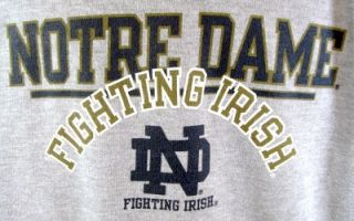 NOTRE DAME FIGHTING IRISH Hooded Jacket Hoodie (XL) PRO PLAYER