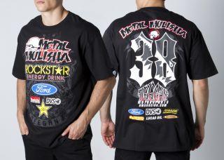 Metal Mulisha Brian Deegan Offroad T Shirt s M L XL XXL New