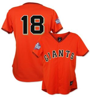 Matt Cain 2012 San Francisco Giants World Series Alt Jersey Womens s
