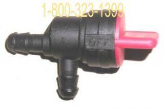 Fuel Shut Off Valve 1 4 Fuel Line Briggs Stratton 698181 9294
