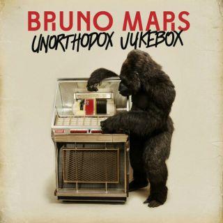 BRUNO MARS Unorthodox Jukebox EXCLUSIVE EDITION w/ FIVE BONUS TRACKS