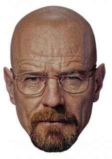 BAD TV Show Walter White / Bryan Cranston   Window Sticker Decal   NEW