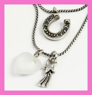 Brighton Lady Luck Charm Necklace