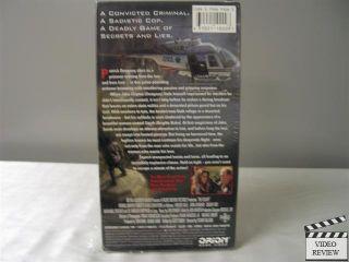 The Escape VHS Patrick Dempsey Brigitte Bako Colm Feore
