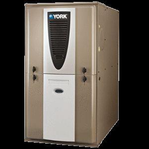 York 120 000 BTU 97 Multi Position Gas Furnace