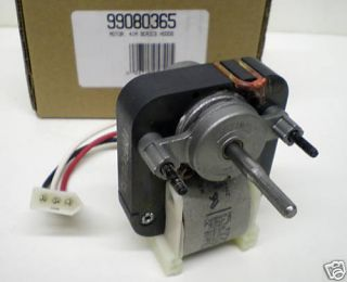 99080365 Broan Nutone Range Hood Vent Fan Blower Motor