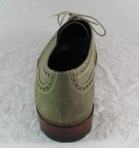 Charles Tyrwhitt Mens Full Brogue Oxfords Shoes Size 10E Retail $500