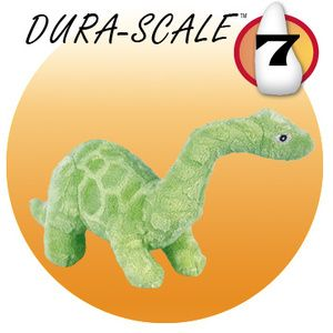 Mighty Mini Junior Dinosaur Dog Toy Small Breed Toy   Plush Durable