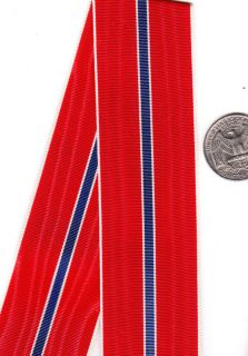 WWII Era Bronze Star Medal Ribbon WW2 Army Navy Marine