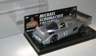 Minichamps Mercedes Benz C291 2 1991 Michael Schumacher Collection 1