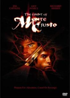 The Count of Monte Cristo   Jim Caviezel / Guy Pearce   Former Rental
