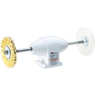 Top Buffing Machine Belt Driven Drive Polisher Buffer Tool