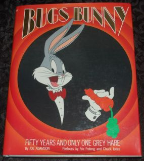 RARE Collectible Bugs Bunny Fifty Years and Only One Grey Hare Great