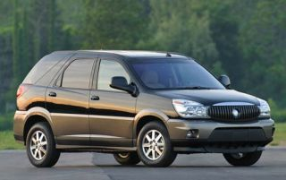 Buick Rendezvous Factory Service Repair Manual 03 04 05 2003 2004 2005