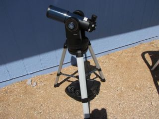 Meade ETX 80AT TC Telescope Kit Autostar Computer Control Tripod 80mm