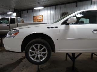 2008 Buick Lucerne Compact Spare Tire Wheel Rim 17x4 Alum