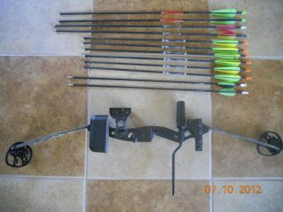 Browning Micro Midas 3 Youth Compound Bow Needs Restrung