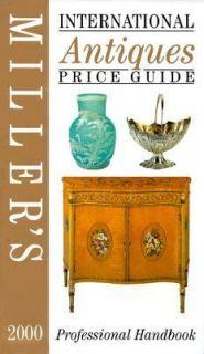 International Antiques Price Guide 2001 by Elizabeth Norfolk 1999