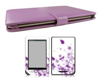 Bundle Monster Nook Tablet Nook Color Bundle Case Cover, Skin, Screen