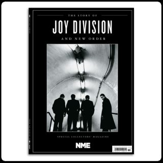 NME JOY DIVISION & NEW ORDER STORY   SPECIAL LIMITED EDITION