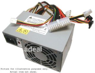gateway 275w micro btx power supply 6501105 6501106