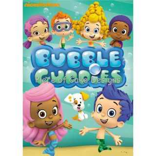 Bubble Guppies Large Logo Edible Image Icing Cake Cupcaketopper