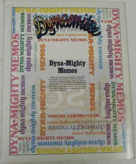 Dynamite Magazine Vol 2 12 June 1979 Robin Williams Bucky Dent