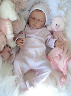 Doll Premmie Baby Girl Emma Twin Laura Lee Eagles Harmony