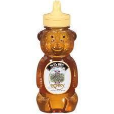 Busy Bee Clover Honey Bear 12 oz
