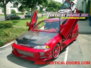 Honda Civic 92 95 Lambo Door Kit Vertical Doors Inc